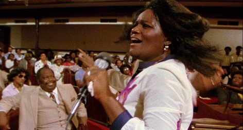 "Gospel singing great Zella Jackson Price performing ""I'm His Child"" in SAY AMEN, SOMEBODY, the 1982 classic Gospel documentary directed by George Nierenberg. Film to 4K digital restoration by Metropolis Post, New York: Jack Rizzo, Ian Bostick (restoration artist), Jason Crump (colorist) and Allen Perkins. Audio Restoration and 5.1 Sound by Audio Mechanics. Sound Engineer: John Polito. Restoration Produced by Milestone Film & Video, the Smithsonian National Museum of African American History and Culture and the Academy Film Archive. Funding by Robert F. Smith Fund Professional Curation Project and the Academy Film Archive. Supervised by George Nierenberg and Dennis Doros."